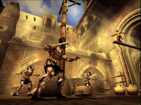 Actionspiel Prince of Persia: Trilogie