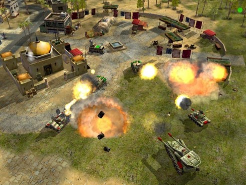 Strategiespiel Command & Conquer Generäle: Overlord