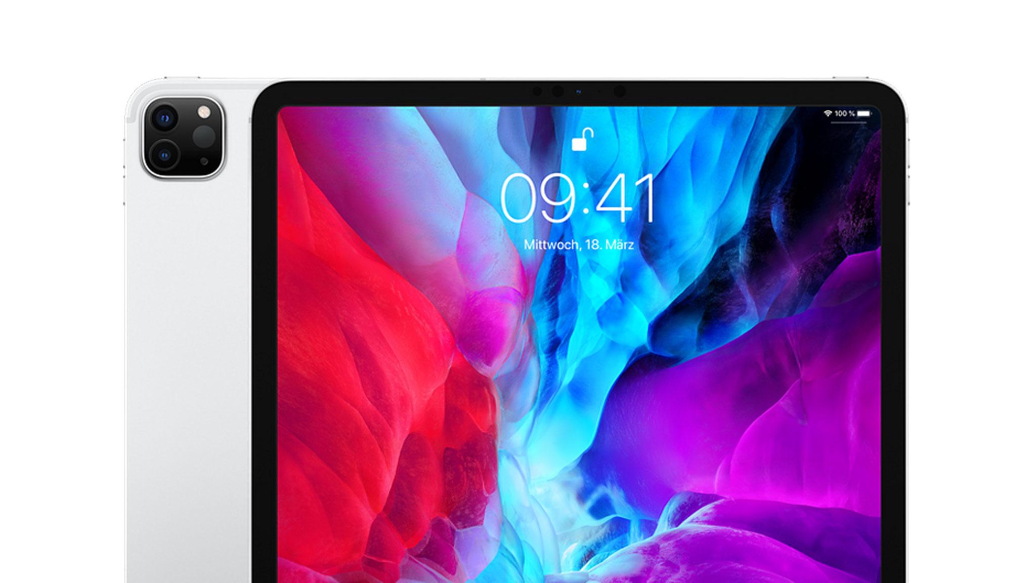 iPad Pro 2021: Enthüllung im April, Release später ...