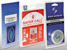 Handystrahlen-Blocker: Vorsicht vor teurem Hokuspokus! Strahlenschutz per Klebesticker – kostet viel und bringt nichts.