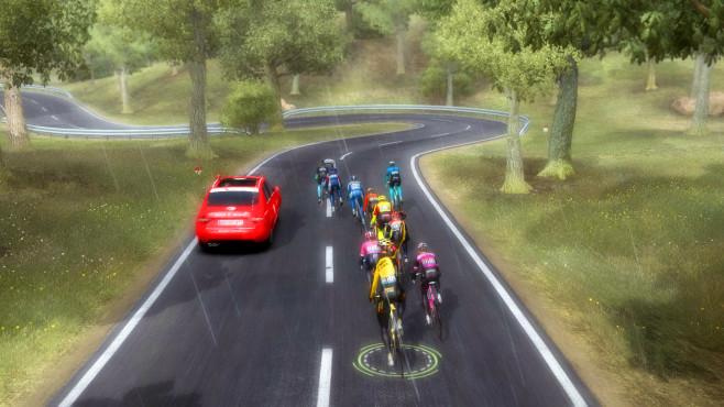 Pro Cycling Tour de France©Nacon Big Ben Cyanide