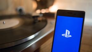 Die PlayStation-App auf einem Smartphone©SOPA Images/gettyimages