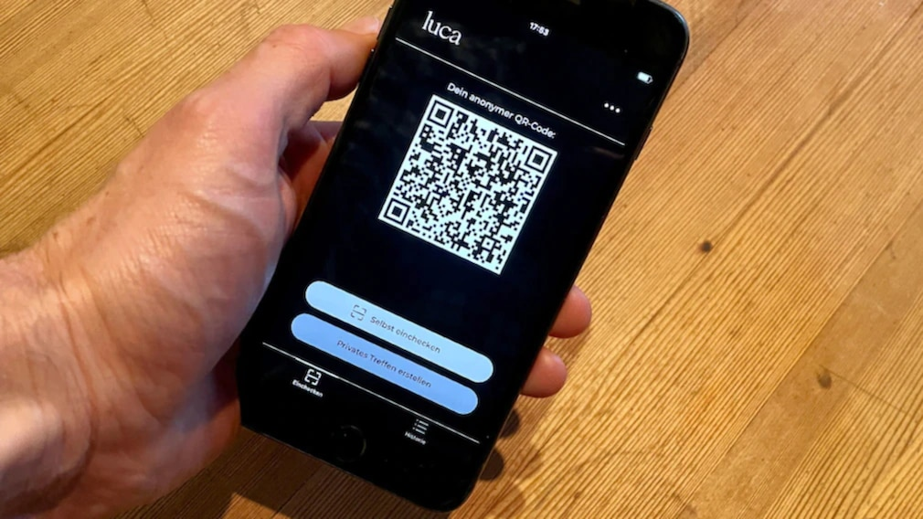 Luca-App: Bundesländer investieren 20 Millionen Euro