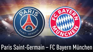 Bayern München gegen Paris Saint-Germain©FC Bayern München, Paris Saint-Germain, iStock.com/efks