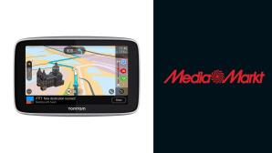 Navigationsgerät bei Media Markt im Angebot: TomTom zum Schnäppchenpreis©Media Markt, TomTom