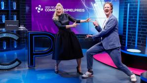 Deutscher Computerspielpreis 2021©Franziska Krug / Getty Images für Quinke Networksn Cyanide