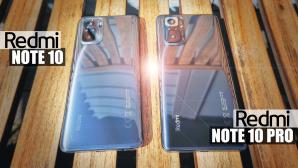 Redmi Note 10 vs Note 10 Pro©COMPUTER BILD / Michael Huch