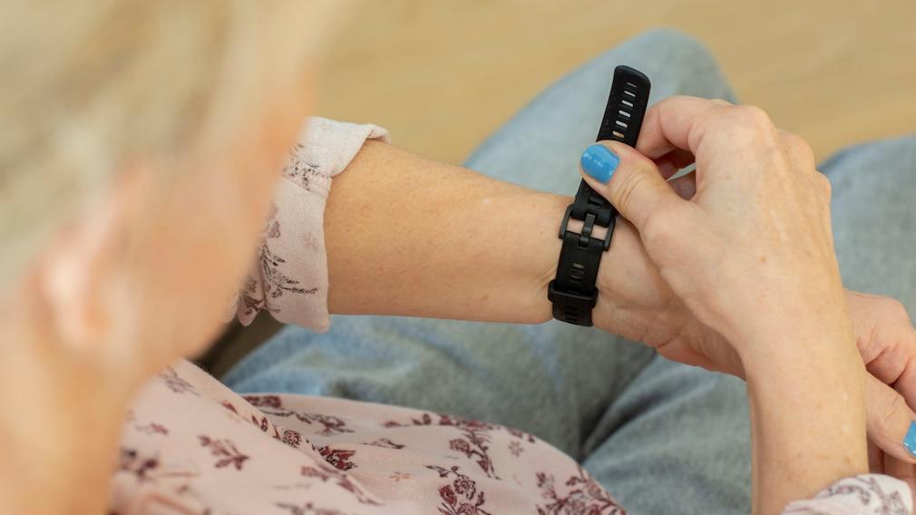 Honor Band 6 Armband Verschluss