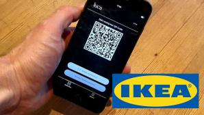 Luca: App mit IKEA-Logo©COMPUTER BILD / IKEA