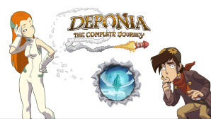 Deponia – The Complete Journey © Daedalic Entertainment