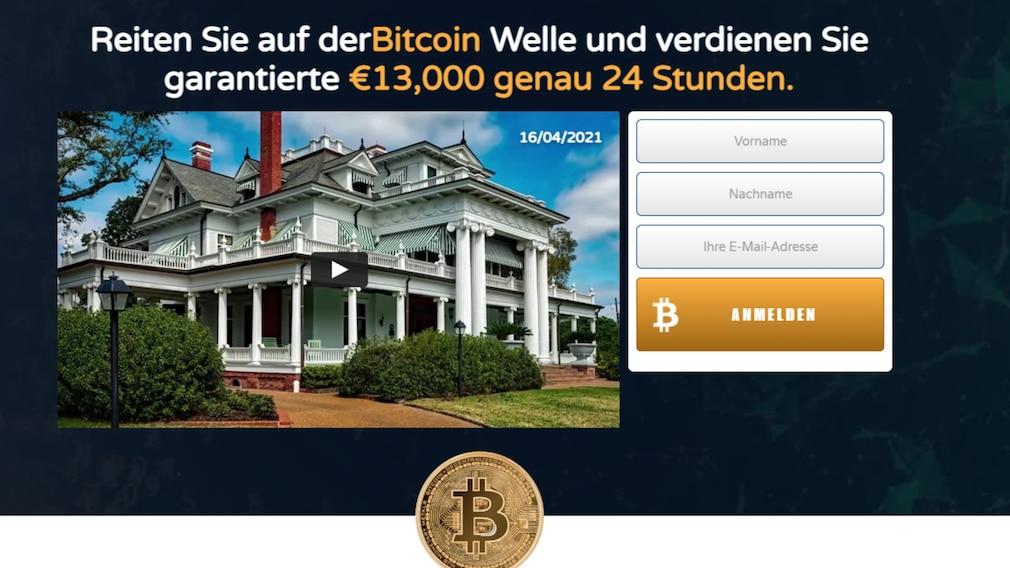 Bitcoin-Scamming im Selbstversuch: Telefonieren mit mehr als 80 Betrügern 13.000 Euro in 24 Stunden absahnen? Das klingt utopisch – und ist es auch. Lediglich die Seitenbetreiber verdienen, und zwar an abgezogenen Menschen.©COMPUTER BILD