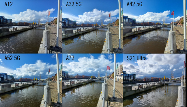 Kamera-Vergleich: Ultraweitwinkel-Kamera©COMPUTER BILD