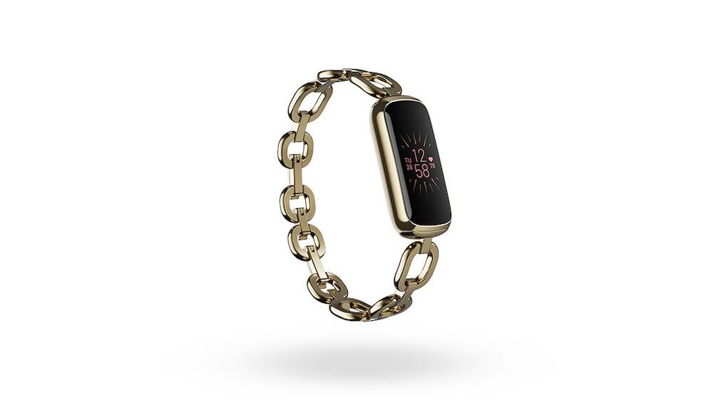 Fitbit Luxe mit gorjana Kettenarmband Parker