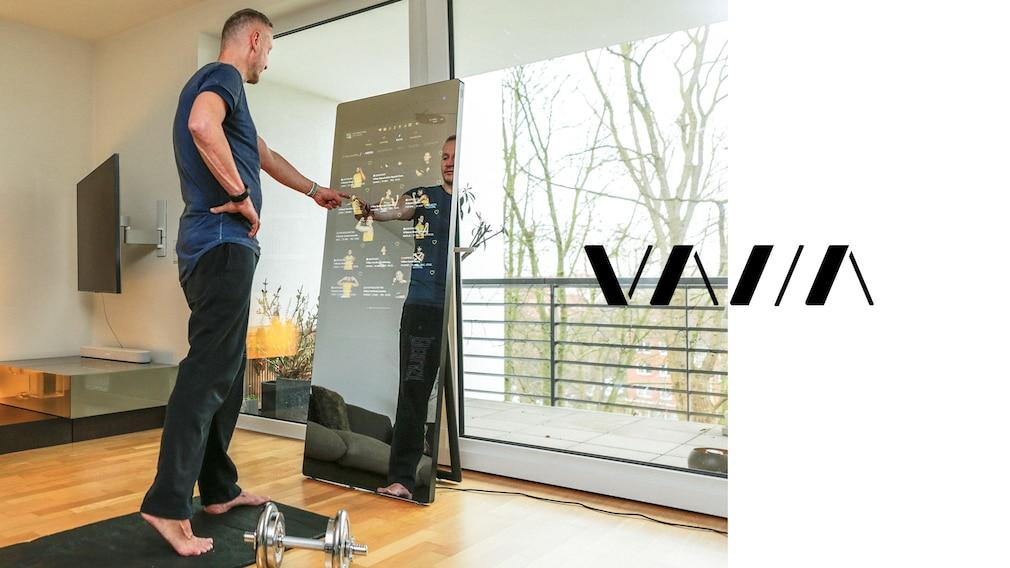 Georg Oevermann vorm Vaha-Spiegel©COMPUTER BILD