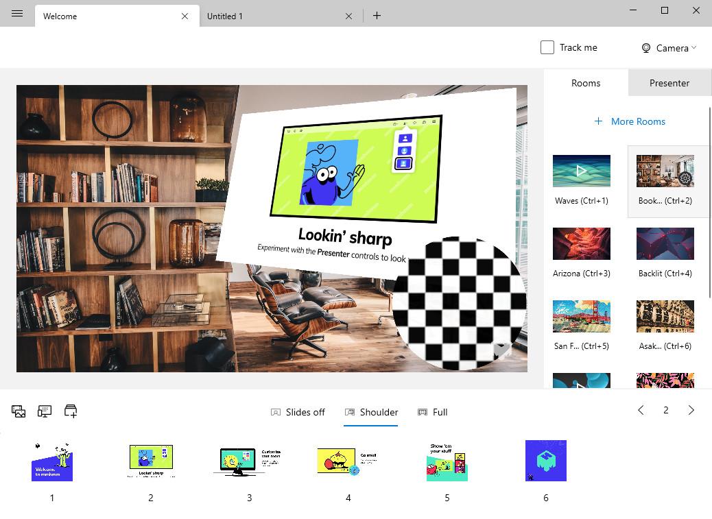 Screenshot 1 - mmhmm für Windows