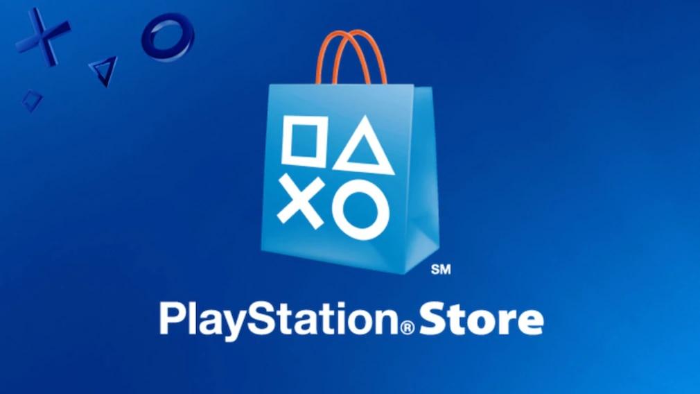 Das PlayStation-Store-Logo