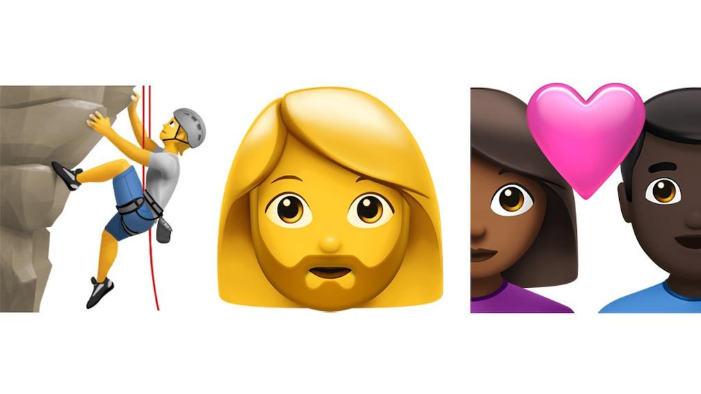 Emojis with iOS 14.5