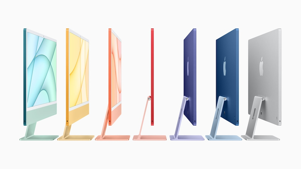 iMac Farben