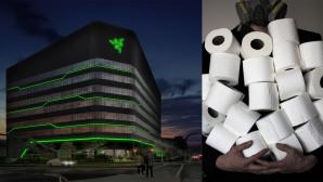 Razer investiert in Toilettenpapier©Razer & henrix/pexels.com