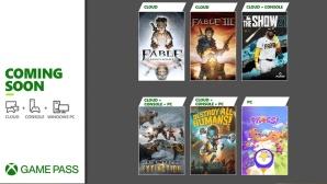 Die neuen Xbox-Games-Pass-Spiele©Microsoft