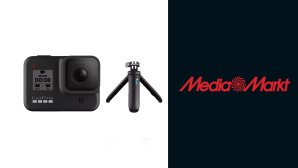 Action-Cam bei Media Markt im Angebot: GoPro-Hero8-Bundle zum Schn�ppchenpreis © Media Markt, GoPro