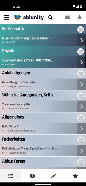 Abiunity (Android-App)