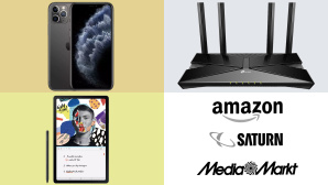 Amazon, Media Markt, Saturn: Top-Deals des Tages! © Amazon, Saturn, Media Markt, Apple, TP-Link, Samsung