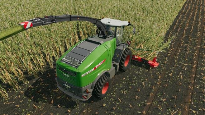 Landwirtschafts-Simulator 22©Giants