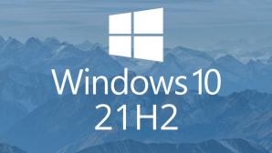 Windows 10 21H2©Microsoft, iStock.com/Roman_Mikhailov
