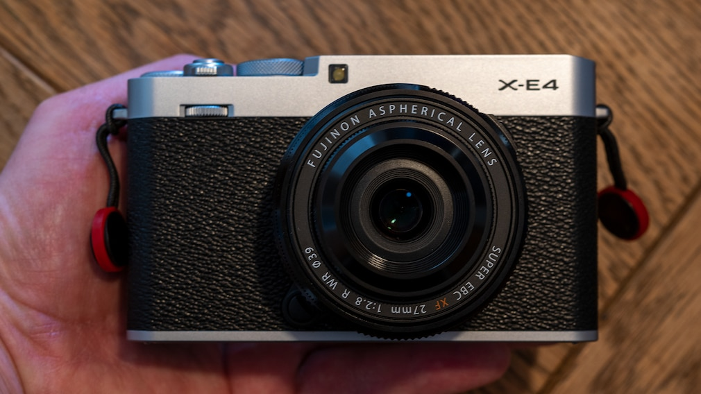 Fujifilm X-E4 Test der Systemkamera©COMPUTER BILD