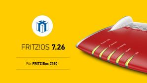 FritzOS 7.26 für FritzBox 7490©AVM