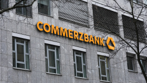 Eine Commerzbank-Filiale © Jeremy Moeller / Getty Images