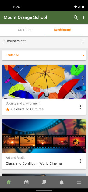 Moodle (Android-App)
