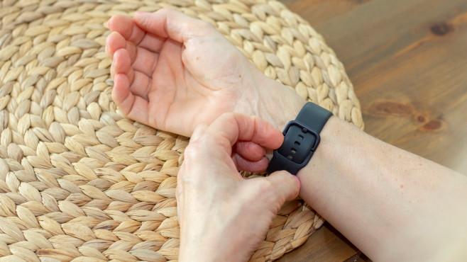Galaxy Watch 3 kalibrieren©COMPUTER BILD