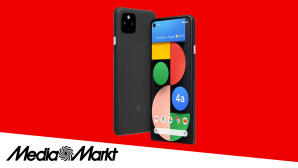 Google-Smartphone im Media-Markt-Angebot: Pixel 4a 5G zum Hammerpreis©Media Markt, Google