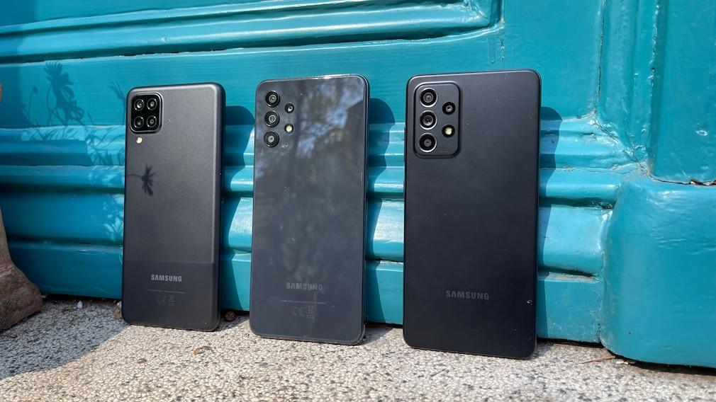 Galaxy A12, A32 5G, Galaxy A52 5G