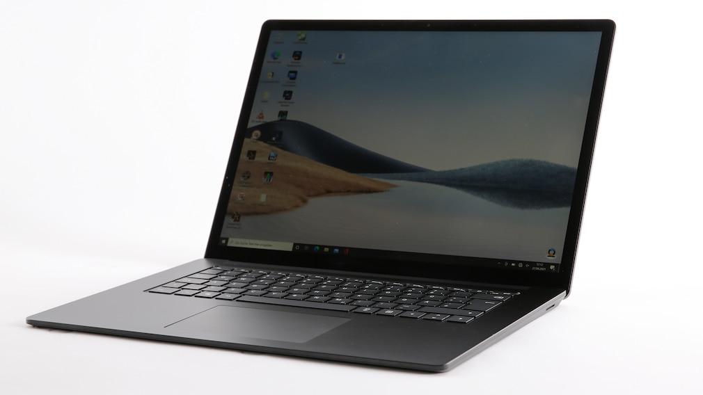 Microsoft Surface Laptop 4 15 Zoll im Test©COMPUTER BILD