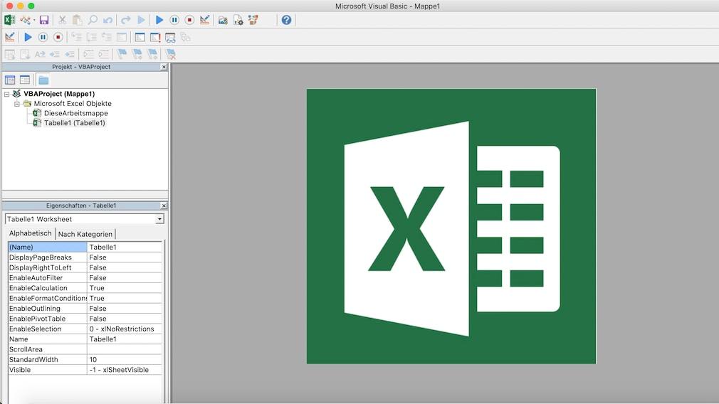Excel VBA Microsoft Office