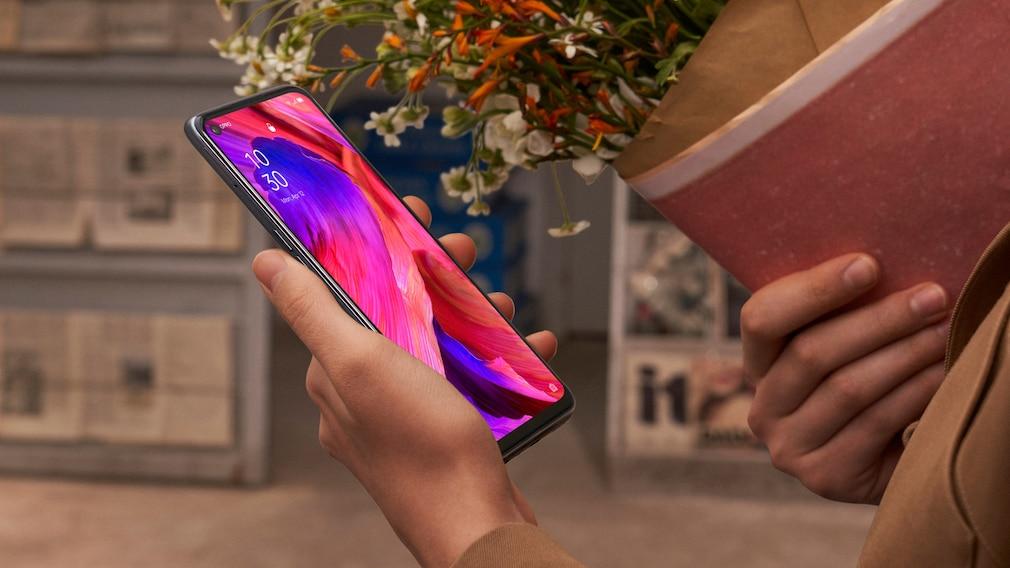 Oppo 94 5G, Oppo 74 5G, Oppo 54 5G: Oppo bringt günstige 5G-Smartphones