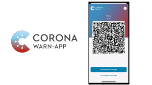 Corona-Warn-App©SAP Deutschland SE & Co. KG