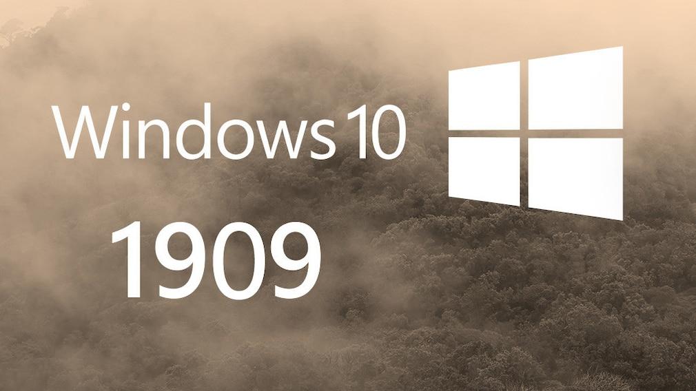 Windows 10: Support für Version 1909 endet