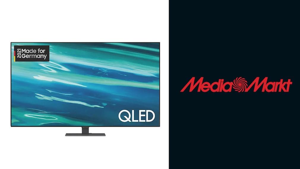 Fernseher bei Media Markt im Angebot: Samsung Smart-TV mit Bonus abstauben