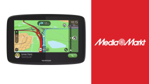 Navigationsger�t bei Media Markt im Angebot: TomTom zum Top-Preis©Media Markt, TomTom