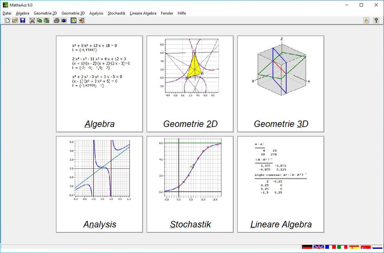 Screenshot 1 - MatheAss