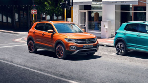 VW T-Cross © VW
