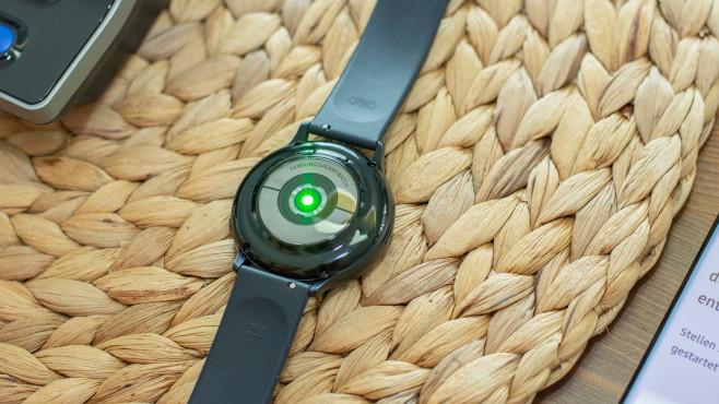 Samsung Galaxy Watch Active 2©COMPUTER BILD