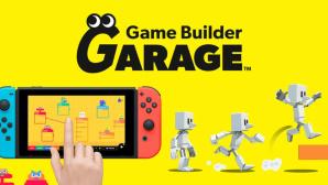 Game Builder Garage©Nintendo