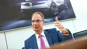 Michael Lohscheller CEO Opel©Opel