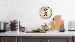 Echo Wall Clock - Disney-Micky-Maus-Sonderedition©Amazon