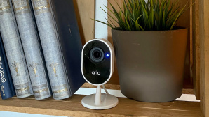 Arlo Essential Indoor, Aufmacher © Arlo, COMPUTERBILD